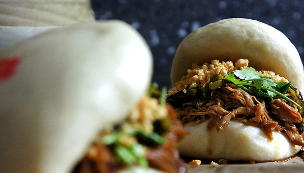 Korean Steamed Bun