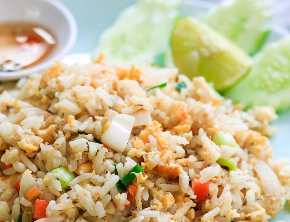 Authentic chicken fried rice kwoklyn wan food fanatic about the recipe an authentic chinese fried rice ccuart Gallery