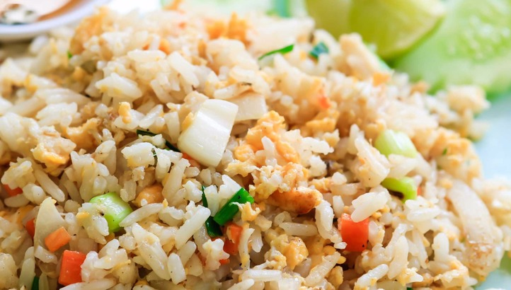 Authentic Chicken Fried Rice