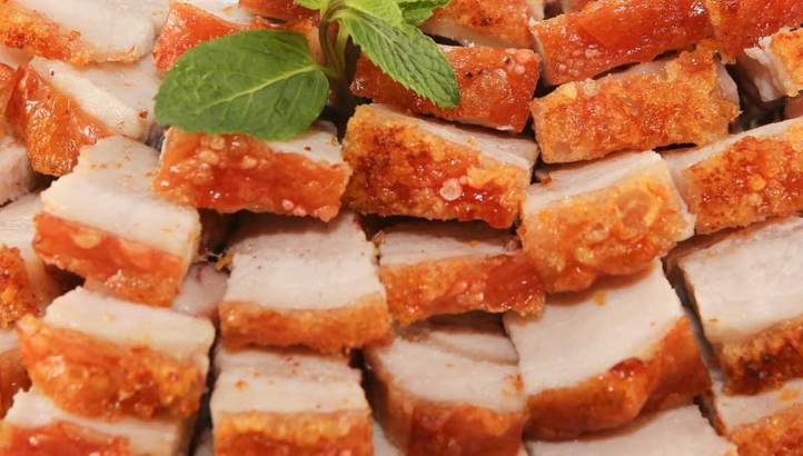 Chinese Crispy Pork