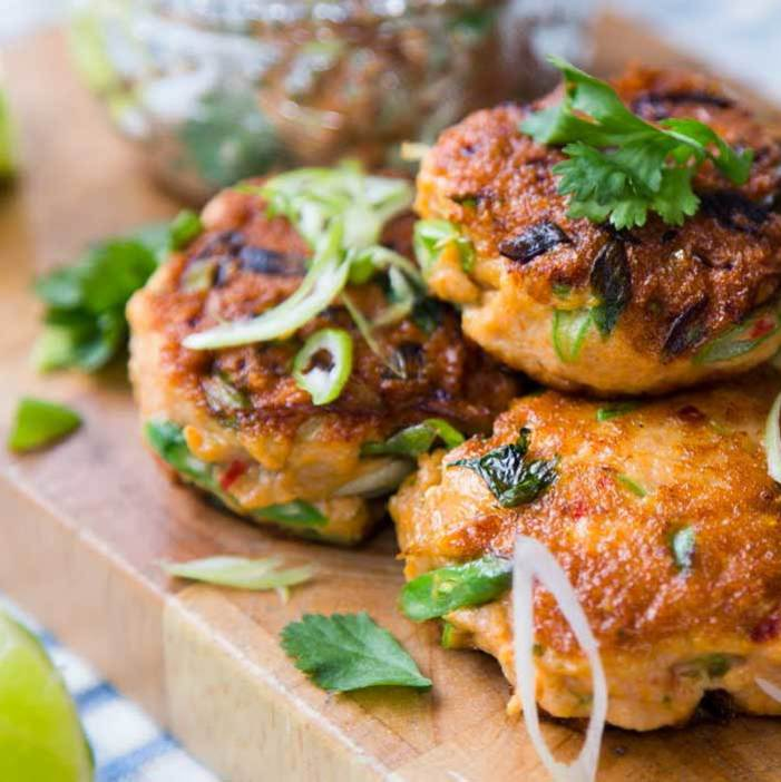Thai Fish Patties