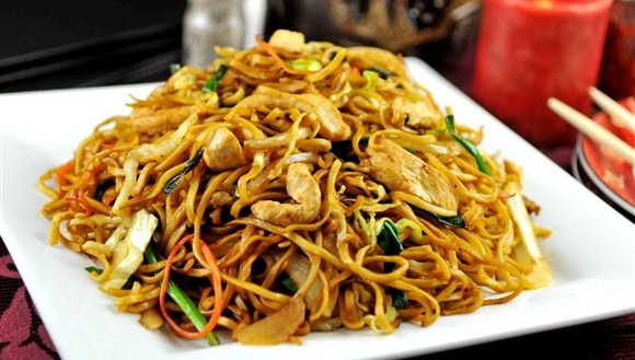 Chicken chow mein kwoklyn wan food fanatic about the recipe chow mein forumfinder Image collections